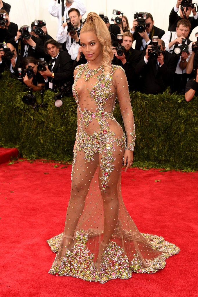 How to Get Beyoncé's Met Gala Body