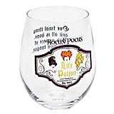 Life Potion Stemless Glass
