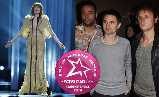 Best of 2010 Poll Result Your Favourite British Singer and Favourite British Group of 2010
