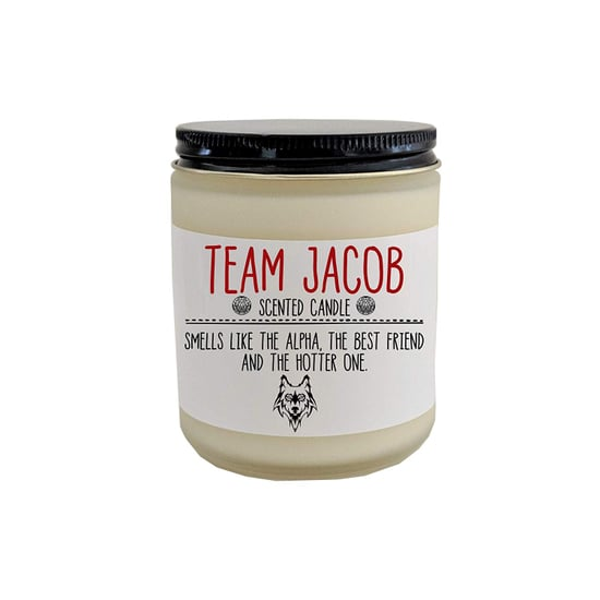 Twilight Fans: There Are Team Edward and Team Jacob Candles