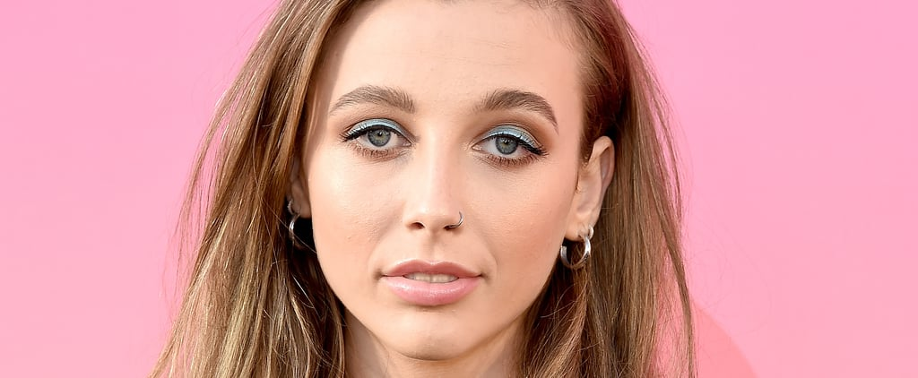 Emma Chamberlain Dyed Her Hair a Red Color