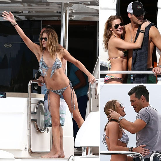 LeAnn Rimes Bikini Pictures During 2013 New Year's Vacation