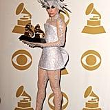 As Is Lady Gaga