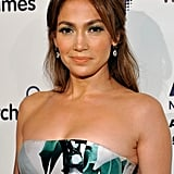 Jennifer Lopez was recognized with the March of Dimes Grace Kelly Award.