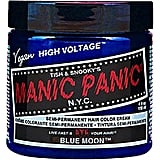 You dyed your hair red or blue with Manic Panic.