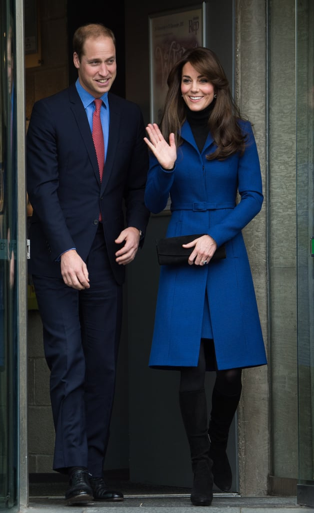 Let the Duchess of Cambridge Inspire Your Next Winter Coat Investment