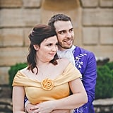 Beauty and the Beast Themed Wedding