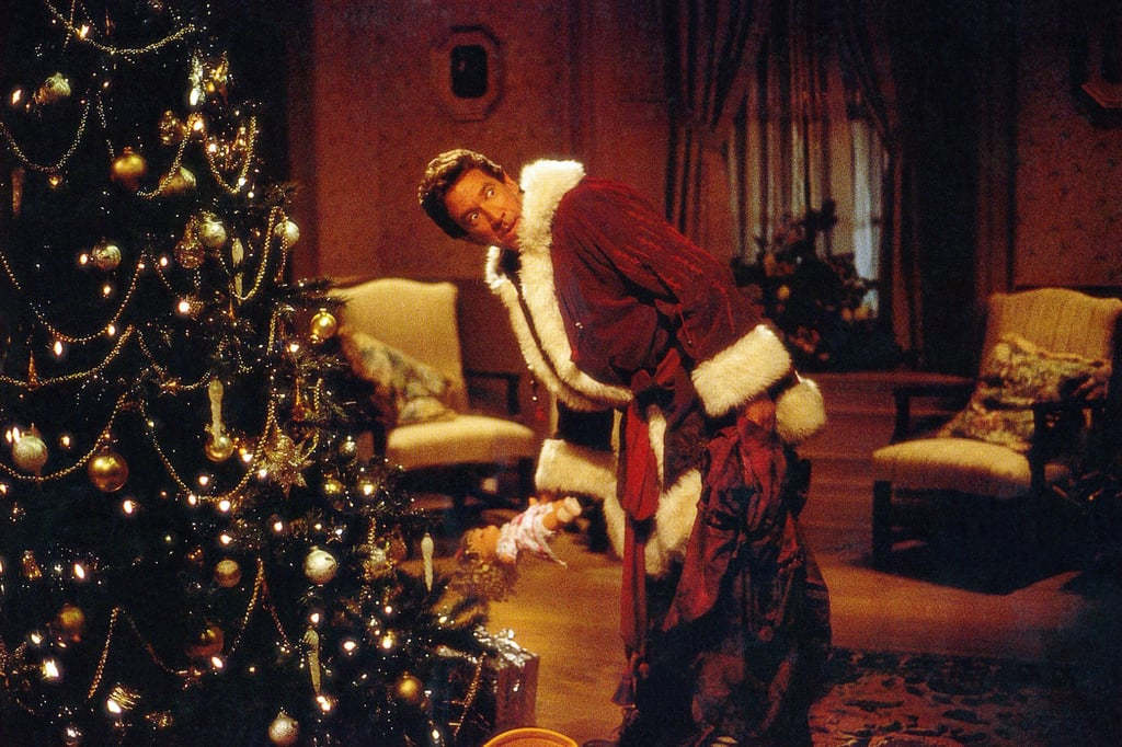 Adult Jokes in The Santa Clause