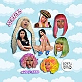 Nicki Minaj Stickers