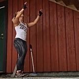 Pull-Up Burpees