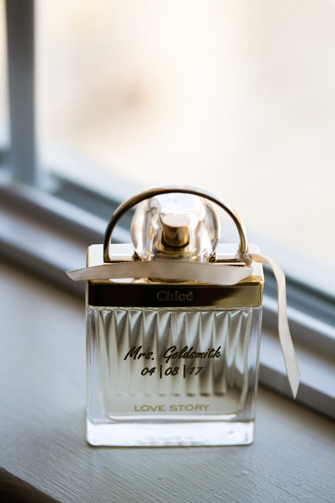 Choose a Bridal Scent and Have a Perfume Bottle Engraved
