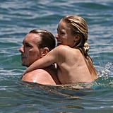Dax and Kristen in Hawaii