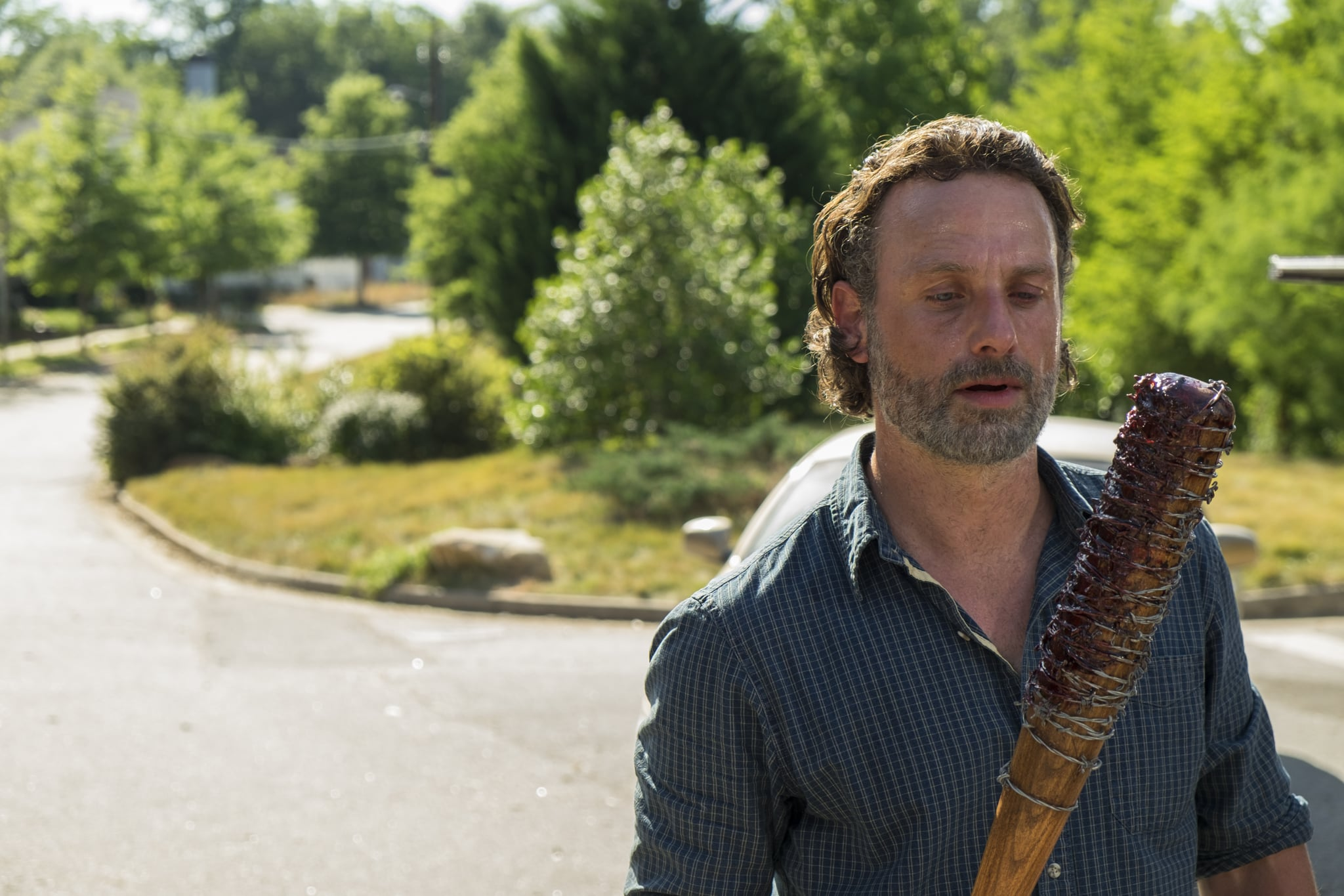 The Walking Dead: What Could Happen With Rick Now That He's Under Negan's Thumb