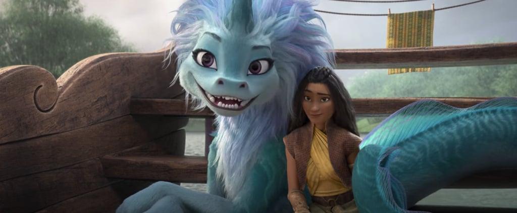 Disney's Raya and the Last Dragon Sneak Peek Clip