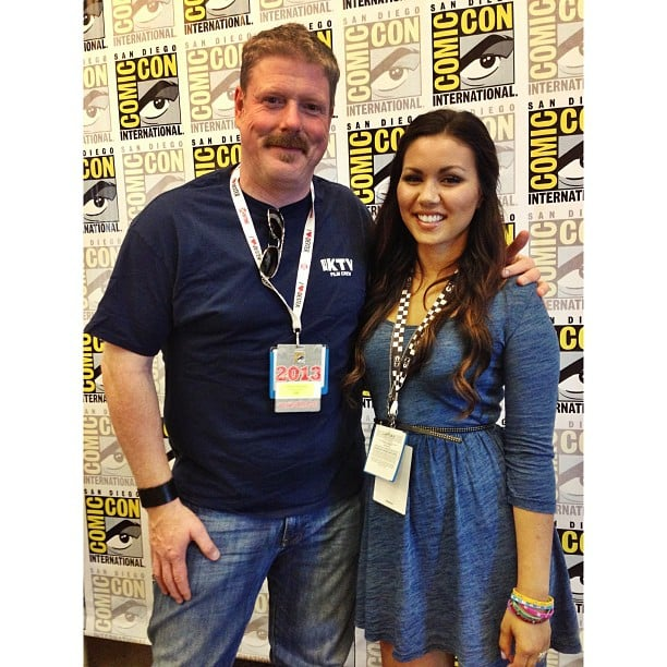 Look who it is! The voices of Jake (John DiMaggio) and Marceline (Olivia Olson) from Adventure Time. Mathematical!