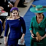 Sarah Ferguson at Princess Eugenie's Wedding Pictures