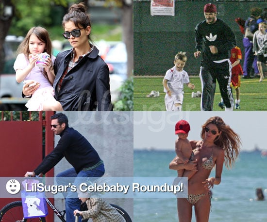 Pictures of Celebrity Babies 2010-10-11 16:00:54