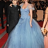 Zac Posen and Doutzen Kroes