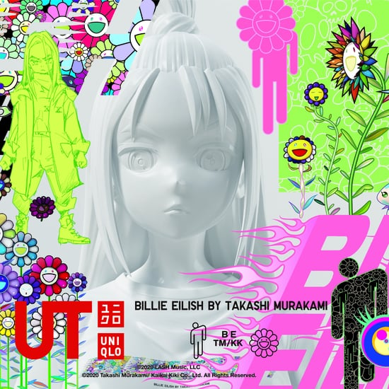 Billie Eilish and Takashi Murakami Collection at Uniqlo