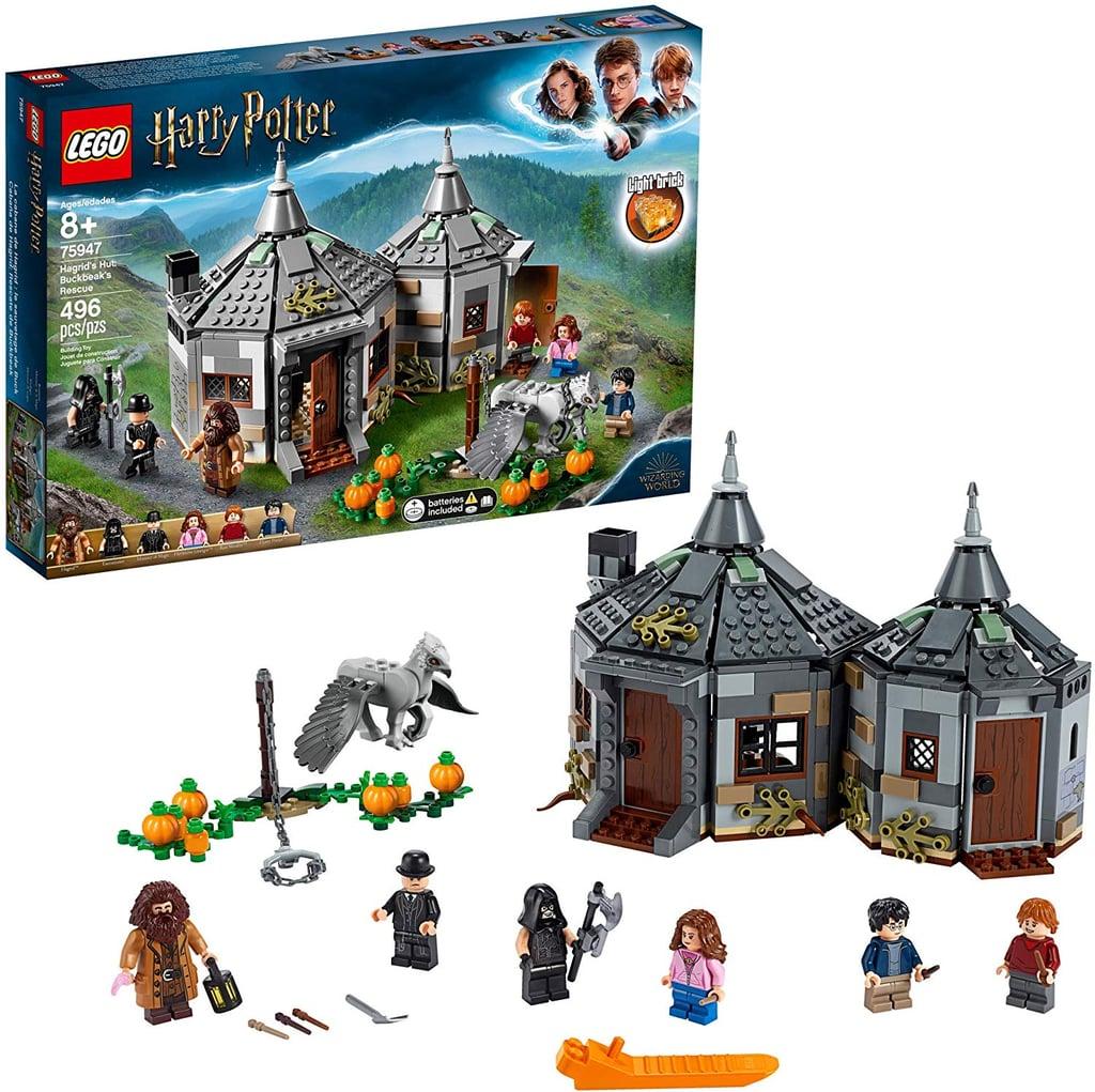 Lego Harry Potter Hagrid's Hut: Buckbeak's Rescue Set