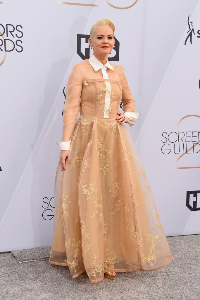 Kimmy Gatewood at the 2019 SAG Awards