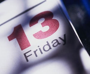 Do Tell: Are You Superstitious About Friday the 13th?