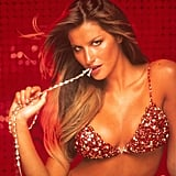 2000: Gisele Bündchen in the Red Hot Fantasy Bra