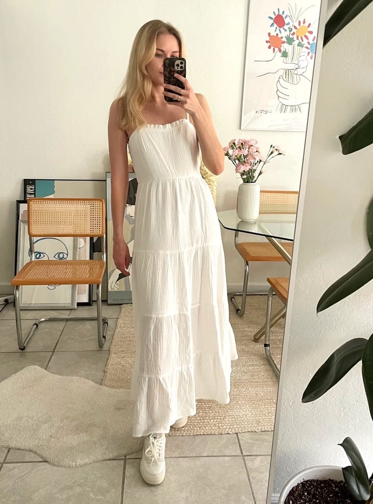 Comfortable Maxi Dress From Target | Editor Review