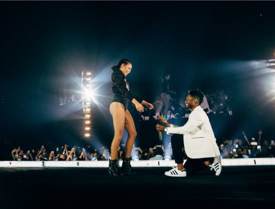FROM ESSENCE: The Real Story Behind That Viral Beyonc é Concert Proposal