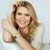 Claire Danes For Casio Sheen Watches