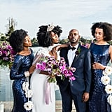 Black Panther Wedding Ideas