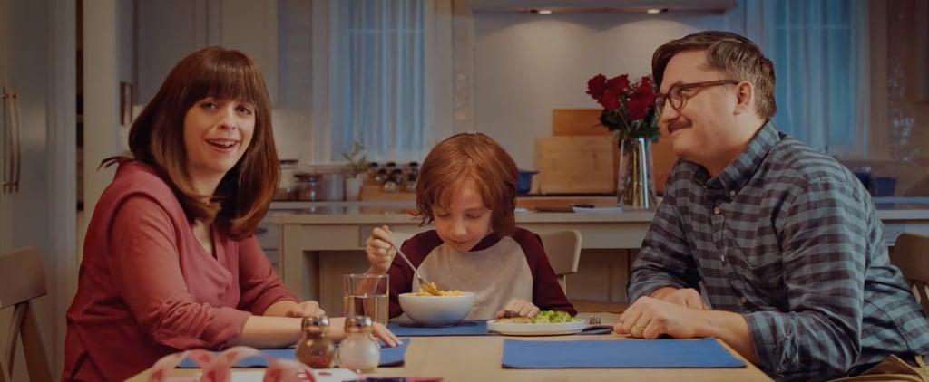 Kraft Macaroni and Cheese Big Bowls Valentine's Day Ad 2020