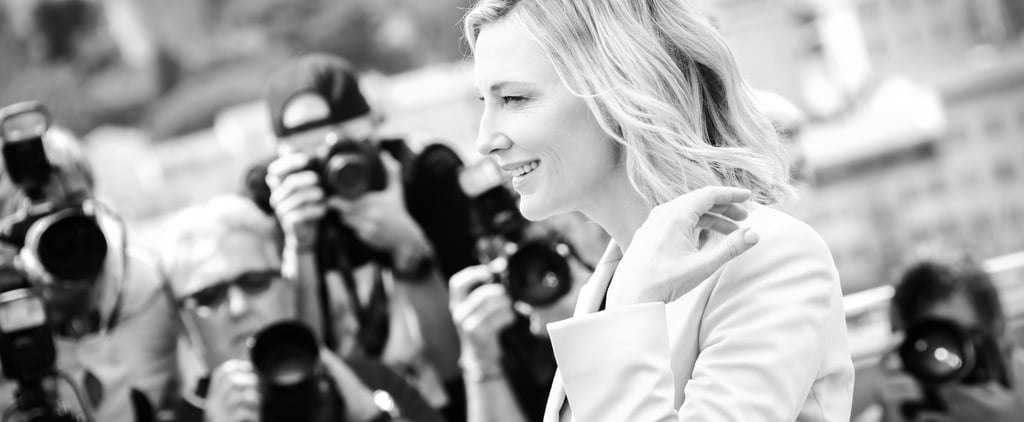 Best Cannes Film Festival in Black and White Photos