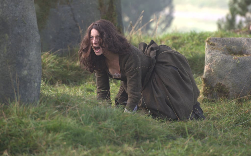 Caitriona Balfe's Best Scenes in Outlander
