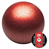 Exercise Ball With Core Exercises DVD