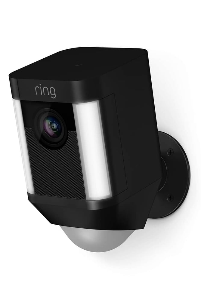 Ring Battery-Operated Spotlight Security Camera