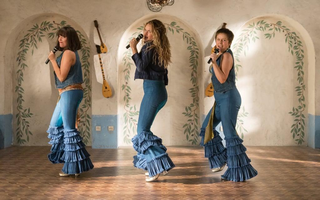 Mamma Mia Sequel Cast Photos