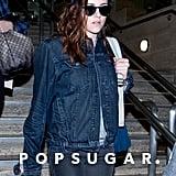 Kristen Stewart Swaps Sundance For the California Sun