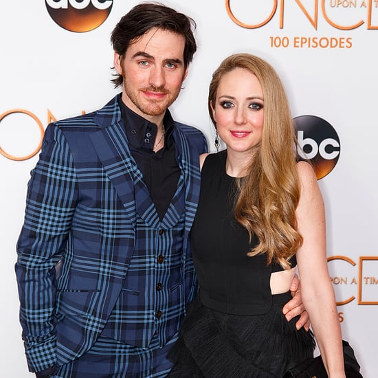Colin O'Donoghue Welcomes Second Child
