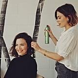 Mandy Moore Bob Haircut March 2019