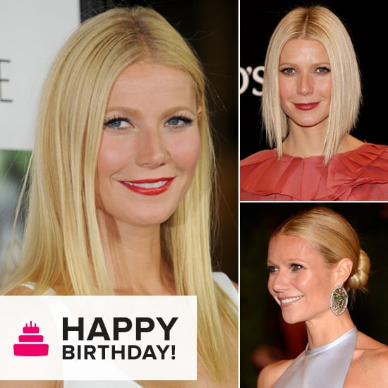 Gwyneth Paltrow's Best-Ever Hairstyles