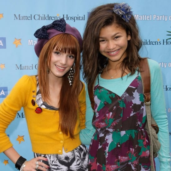 Best Photos of Bella Thorne and Zendaya