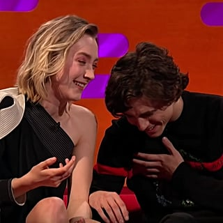 Saoirse Ronan Shrek Impression Video on Graham Norton