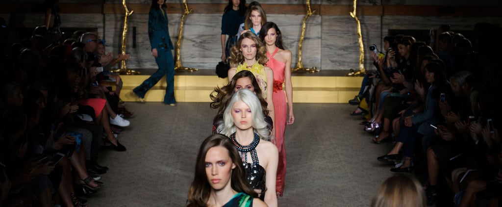 Matthew Williamson London Fashion Week Spring 2015