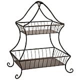 Maribel Two-Tiered Basket