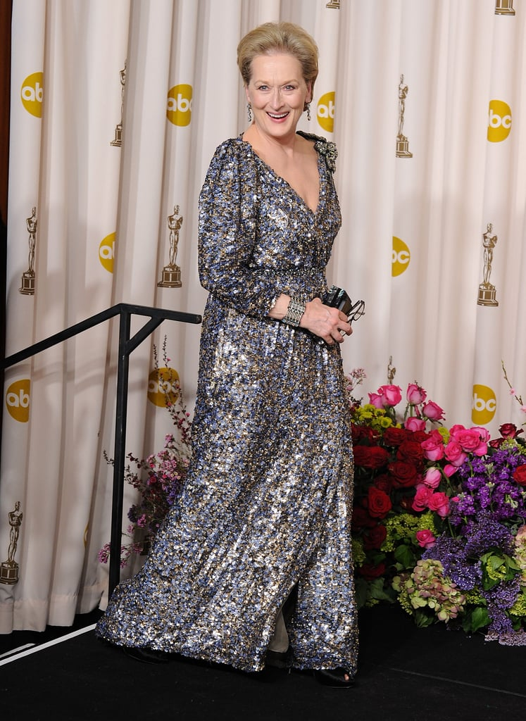 And Who Could Forget This Stunning Number From the 2013 Oscars?