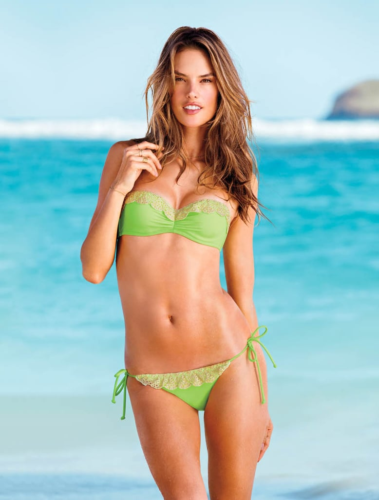 The third issue of the Victoria's Secret Swim 2013 catalog.