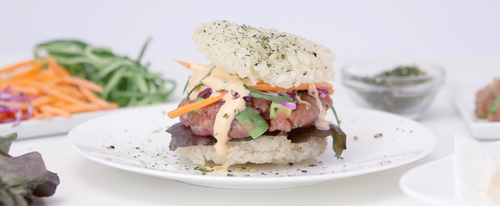 Sushi Burger | Food Video