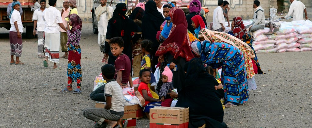UAE Red Crescent Builds Schools in Yemen