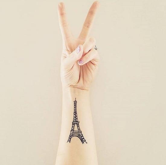 Paris Tattoos